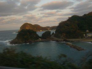 ↓楽しみ~温泉~日本海~♪??